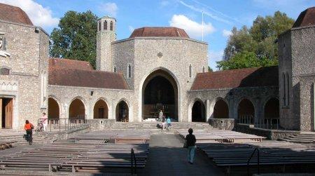 Immagine della chiesa di Nostra Signora del Carmelo a Aylesford